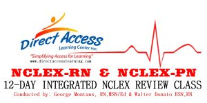 12-day NCLEX Review Class @ Best Western Hotel Plus