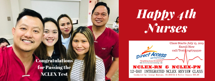 NCLEX TEST PREP CENTER – 100% Passing Rate NCLEX-RN & NCLEX-PN